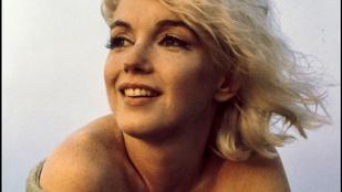Elárverezték Marilyn Monroe halála előtt 3 héttel készült fotóit