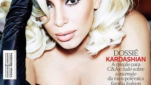 Kim Kardashian Marilyn Monroe-sra vette a figurát