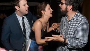 Cobie Smulders egy bombázó, de mi van a férje zsebében?