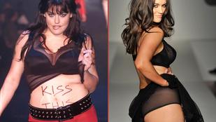 A plus size modellek egyre büszkébbek a testükre