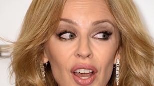 Kylie Minogue kislánykori fotóval ünnepli a születésnapját