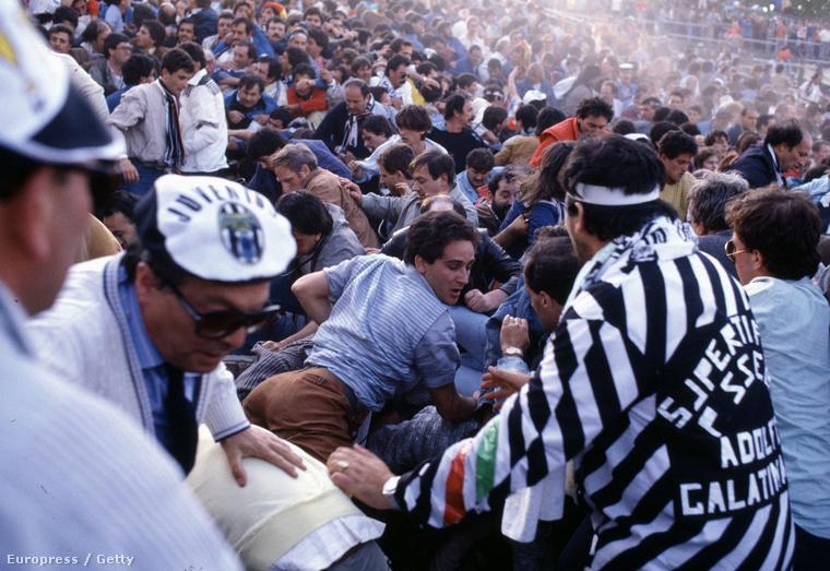 A brüsszeli Heysel Stadion alkalmatlan volt egy BEK-döntőre, mégis ott tartották 1985. május 29-én a Juventus–Liverpool-meccset. A futball egyik legnagyobb tragédiájává vált a döntő