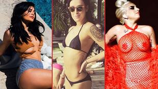 A hét képei: nyár van, meg sok mell kevés ruhában
