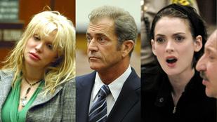 Nézegessen bíróságon megjelent, szomorú arcú celebeket!