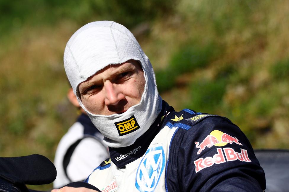 Jari-Matti Latvala idén először nyert, sok borsot törve ezzel csapattársa, Sebastien Ogier orra alá.