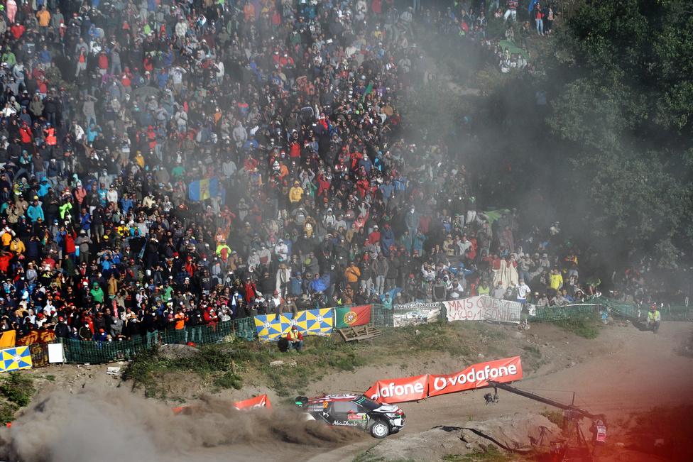 A híres-hírhedt Fafe szakaszon tízezrek várják a versenyzőket. Tavaly a verseny előtti hétvégén már indulhattak a gyári csapatok Fafe Rallysprinten, a világbajnokság programjába idén került vissza teljes hosszában ez a gyorsasági szakasz.