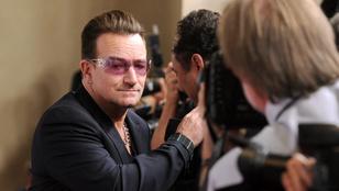 Bono még a borravalóval is jótékony