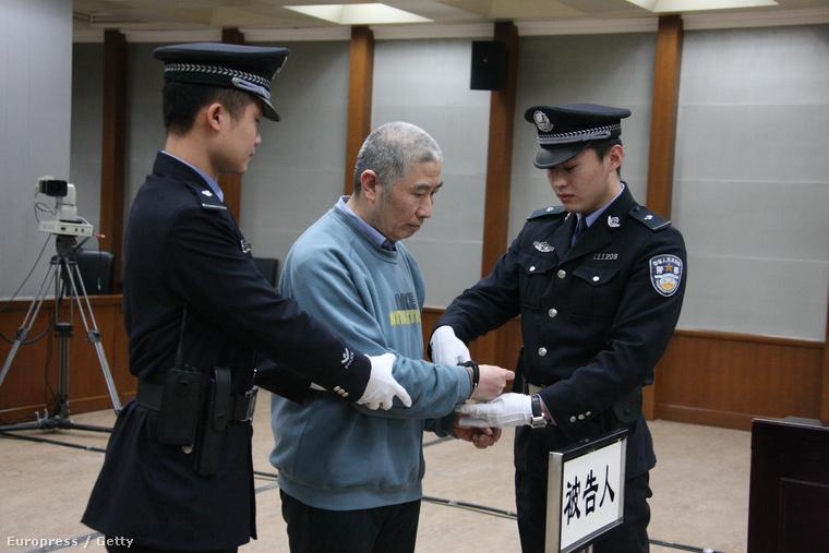 Xiao Shaoxiang egy állatkert igazgatójaként tett zsebre 14 millió jüant
