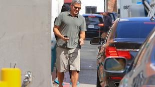 Az igazi és tökéletes dadbod nem másé, mint George Clooney-é