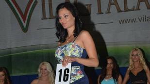 VV Zsuzsa különdíjas lett egy modellversenyen