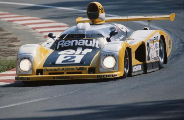 Ezzel a kocsival nyert végre Le Mans-t is az Alpine