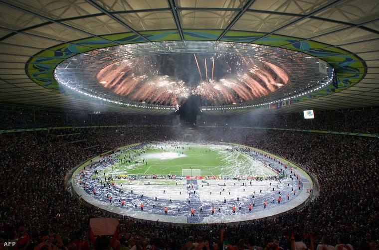 A 2006-os berlini vb nyitóünnepsége