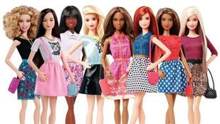Nagyon fontos testrészt változtattak meg a Barbie babákon