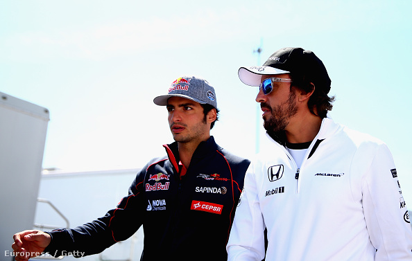 Sainz és Alonso Montrealban