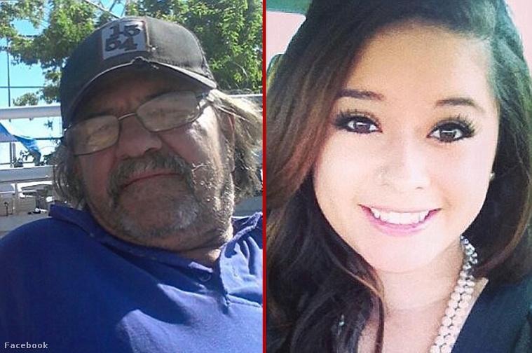 Két áldozat: William Connole és Cori Romero