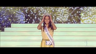 Vajna Tímea dekoltázsa mellett Nagy Nikoletta lett a Miss Universe győztese