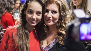 Kiszel Tünde lánya modellkedni kezdett, de kirúgták az ügynökségtől - hírek kávé mellé