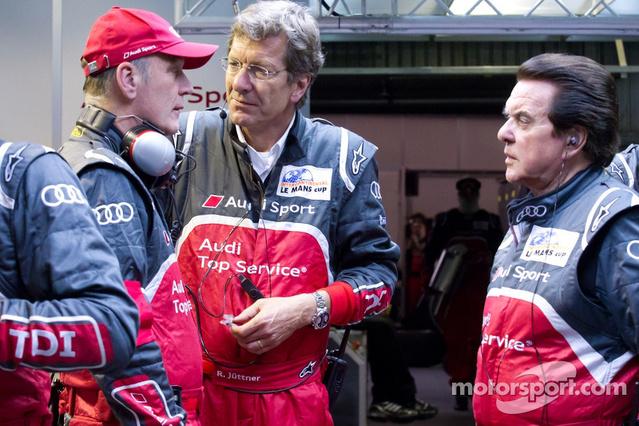 Ullrich, Juttner, Joest: az igazi nagy koponyák az Audi sikere mögött