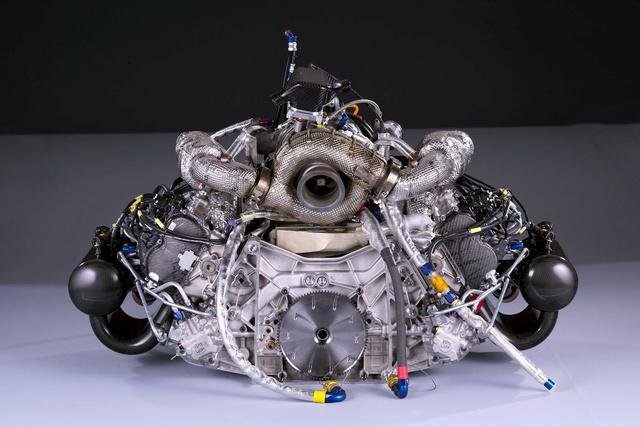 Kerek négy literre növelték a V6 TDI hengerűrtartalmát