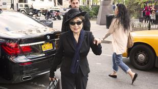 Yoko Ono elmondta, miért nem szeretné, hogy kiszabaduljon John Lennon gyilkosa