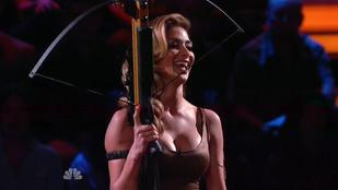 Nicole Scherzinger sosem volt még ilyen szexi