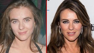 Az 50 éves Elizabeth Hurley jobb nő, mint a 24 éves önmaga