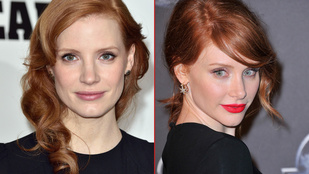 Ez a két színésznő nem ugyanaz a személy