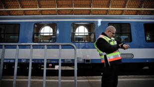 Vonattal érkezne Budapestre Szolnokról vagy Hatvanból? Megszívta