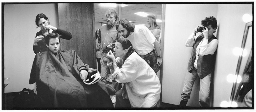 Amerikai szív (1992) | Mary Ellen Mark, Martin Bell, és Edward Furlong