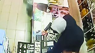 Cigicsikk buktatta le az álpocakos rablót