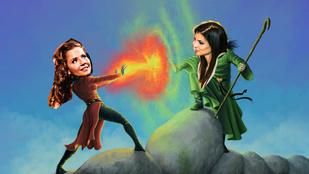 Bálint Antónia fekete mágiával támadja Sarka Katát