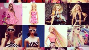 Ön különbséget tud tenni egy Barbie és Paris Hilton közt?