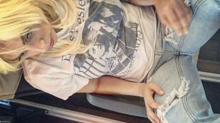 Lady Gaga újabban lecsúszott drogosnak néz ki