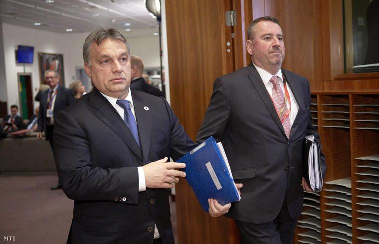 Orbán Viktor és Györkös Péter