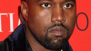 Látta már a mosolygó Kanye Westet?