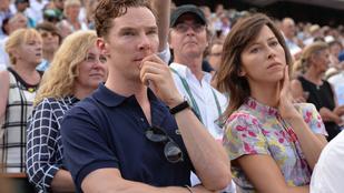 Megszületett Benedict Cumberbatch és Sophie Hunter gyereke