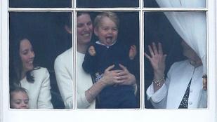 György herceg olyan cukiskodást vágott le, hogy el fog ájulni