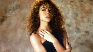 Volt idő, mikor Mariah Carey ENNYIRE dögös volt