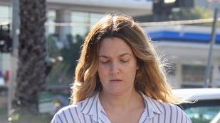 A celebek is emberek rovatunkban ma: Drew Barrymore