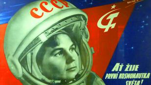 52 éve, ezen a napon indult el az űrben is a feminizmus