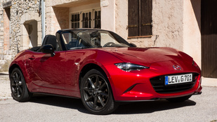 Menetpróba: Mazda MX–5 (ND) – 2015.