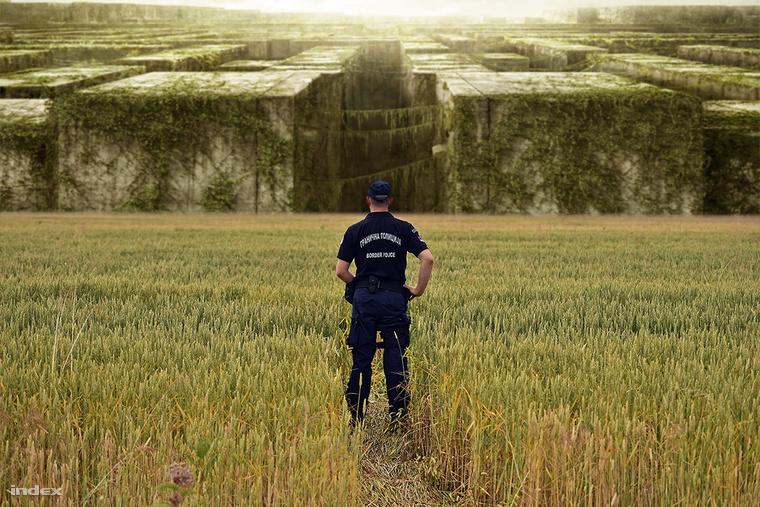 labirintus kerites
