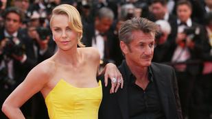 Charlize Theron őszintén beszélt arról, miért szakított Sean Pennel
