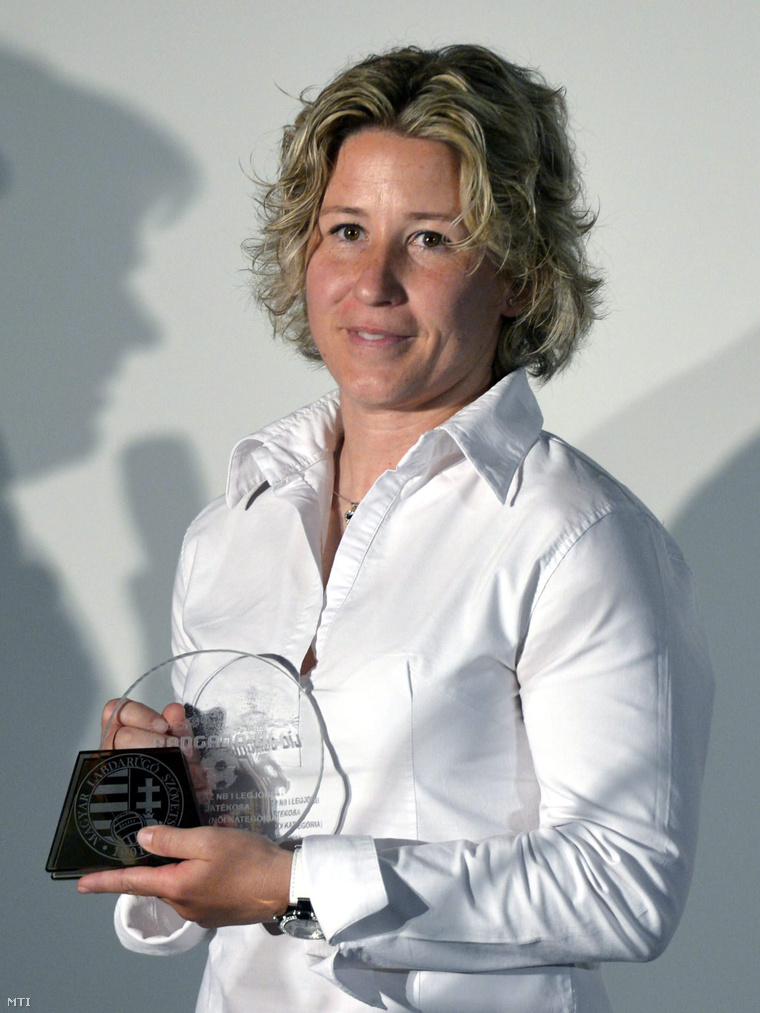 Az év női játékosa volt 2013-ban