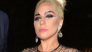Amikor Lady Gaga nem villant, akkor ezt csinálja
