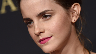 Emma Watson kiáll a menekültek mellett