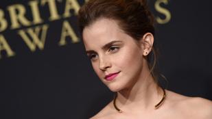 Emma Watson üdvözli a menekülteket