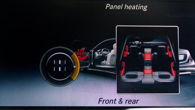 Az egyes panelek fűtését innen szabályozhatjuk
