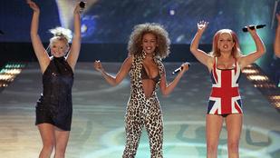 Tessék, még egy Spice Girls reunion