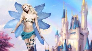Paris Hilton találkozott a Photoshoppal, és megrajzolta egy betépett unikornis álmát